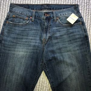 🆕Men's lucky brand original straight jeans 32x3